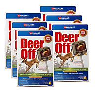 Deer Off® Waterproof Deer Repellent Stations – 36 Pack