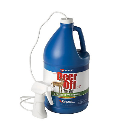 Deer Off® Deer & Rabbit Repellent Ready-to-Use - 1 Gallon