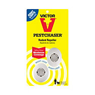 PestChaser® Mini Mouse Repellent with Nightlight - 2 Pack