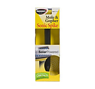 Solar Powered Sonic Spike™ Mole & Gopher Repellent - 1 Pack