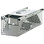 Small 2 Door Animal Cage Trap