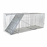 Large 1 Door Animal Cage Trap