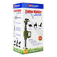 Critter Ridder® Motion-Activated Animal Repellent & Sprinkler