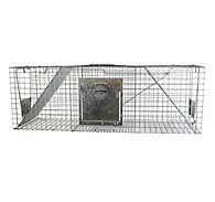 Havahart® Large 2-Door Safe Release Live Animal Cage Trap