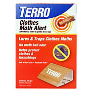 TERRO® Clothes Moth Alert