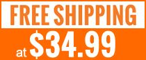 FREE SHIPPING over $34.99