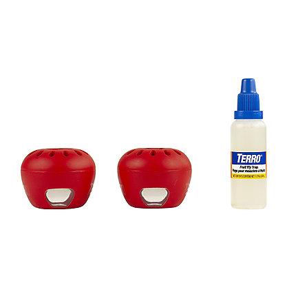 TERRO® Fruit Fly Trap | Looks Like an Apple!