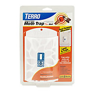TERRO® Closet and Pantry Moth Trap Plus Alert
