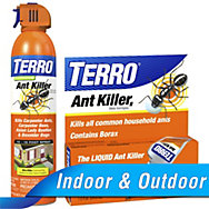 TERRO® Indoor And Outdoor Ant Killer Combo