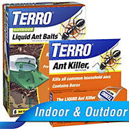 TERRO® Liquid Ant Killer - Indoor & Outdoor Combo
