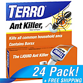 TERRO® Liquid Ant Killer – 24 Pack
