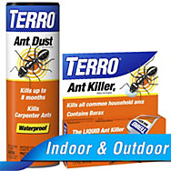 TERRO® Liquid Ant Killer - Ant Dust Combo