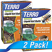 TERRO® Outdoor Liquid Ant Baits - 2 Pack