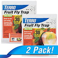 TERRO® Fruit Fly Trap - 2PK