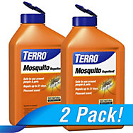 TERRO® Mosquito Repellent  - 2 Pack