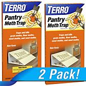 TERRO® Pantry  Moth Traps - 2 Pack