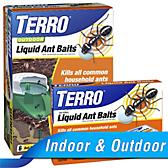 TERRO® Liquid Ant Baits - Indoor & Outdoor Combo
