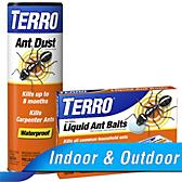 TERRO® Liquid Ant Bait & Ant Dust