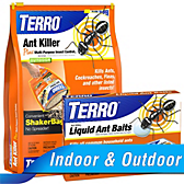 TERRO® Indoor Liquid Ant Baits & Outdoor Ant Killer Plus