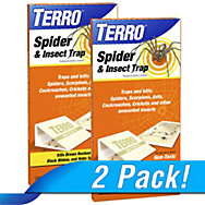 TERRO® Spider & Insect Trap - 2 Pack