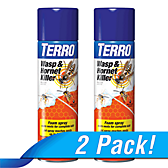 TERRO® Wasp & Hornet Killer - 2 Pack