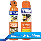 TERRO® Indoor and Outdoor Ant Killer Spray Combo