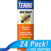TERRO® Ant Dust - 24 Pack