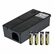 Victor® Electronic Mouse Trap - FREE Batteries - 1 Trap