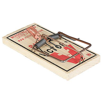 Victor® Metal Pedal Rat Trap - 12 Pack