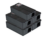 Victor® Electronic Mouse Trap - 5 Traps