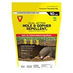 Victor® Mole & Gopher Repellent, 10 lb bag