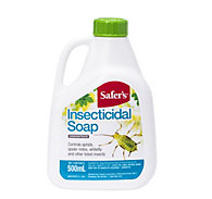 Safer's® Insecticidal Soap Conc - 500mL