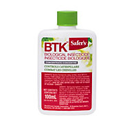 Safer's® BTK Biological Insecticide Conc