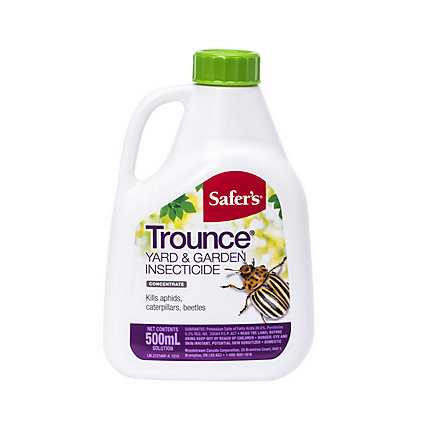 Garden Safe Insecticidal Soap Concentrate Mixing Instructions