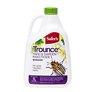 Safer's® Trounce Yard & Garden Insecticide Concentrate - 1L