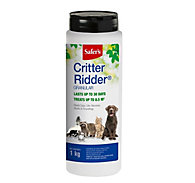 Safer's® Critter Ridder® Animal Repellent Granules - 1 kg