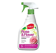 Safer's® Rose & Flower Insecticide RTU - 1L