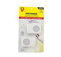Victor® PestChaser® Rodent Repellent With Nightlight And Outlet - 2 Units