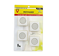Victor® PestChaser® Rodent Repellent With Nightlight - 4 Units