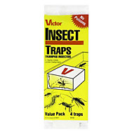 Victor Crawling Insect Glue Board - 4 pack