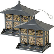 Birdscapes® Squirrel-Be-Gone II® Feeder - 2 Pack