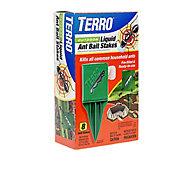 TERRO® Outdoor Liquid Ant Bait Stakes