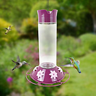 Perky-Pet® Our Best Royal Berry Hummingbird Feeder - 30 oz