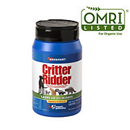 Havahart® Critter Ridder® 1.25 lb. Animal Repellent Granular Shaker OMRI Listed® for Organic Use