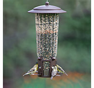 Perky-Pet® Squirrel-Be-Gone® Max Bird Feeder - 4 lb