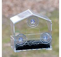 Perky-Pet® Window Bird Feeder – 1/2 lb Capacity