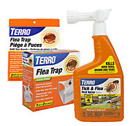 TERRO® Flea Protection Kit