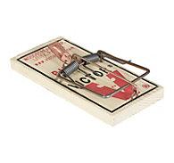 Victor® Metal Pedal Rat Trap - 2 Pack