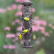 Perky-Pet® Squirrel-Be-Gone® Max Pinecone Bird Feeder with Flexports®