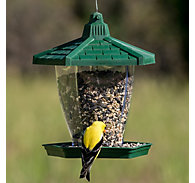 Perky-Pet® The Chalet Wild Bird Feeder - 1.25 lb Seed Capacity